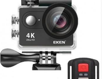 Waterdichte Go-Pro camera