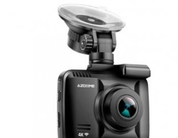 Dashcam met ingebouwde GPS